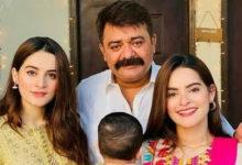 Ayman Khan and Manal Khan's father passes away