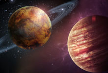 Jupiter and Saturn will appear as one star in 800 years