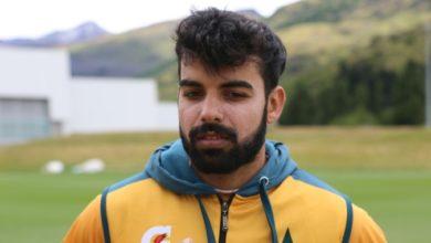 Shadab Khan needs six-week rest, PCB