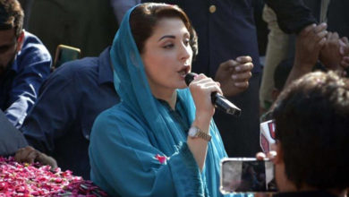 Government's days are numbered: Maryam Nawaz
