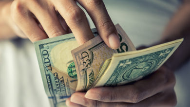 The dollar continues to depreciate