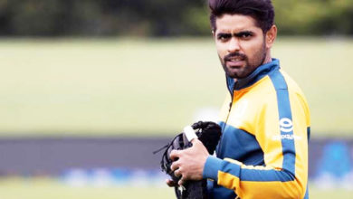 Babar Azam to miss second Test against New Zealand as well