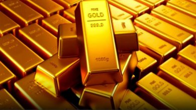 Gold prices continue to decline
