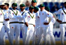20-member squad for Test series against South Africa announced