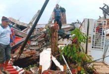 Earthquake shakes Indonesia