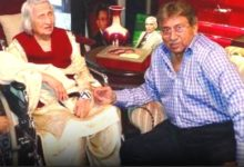 Gen Pervez Musharraf's mother passes away in Dubai