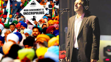 Jawad Ahmad pays tribute to Indian protesting Farmers in his song