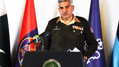 Major General Babar Iftikhar says to stop dragging Pak-Army into politics