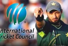 Shahid Afridi unable to understand ICC rules