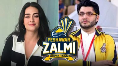 PSL: Esra Bilgic becomes Peshawar Zalmi's brand ambassador