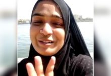 A 23 yr old girl leaves a video message before committing suicide
