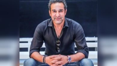 Wasim Akram's old pic took social media by storm