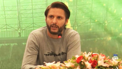 Shahid Afridi laments the criteria of PCB selection