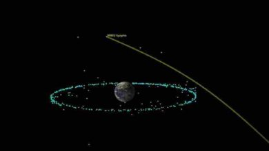 Earth is save from being hit by Apophis asteroid, NASA