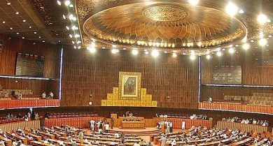 Interest on private loans will be a Crime, National Assembly of Pakistan