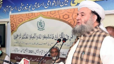 Mosques will remain open in Ramazan, Noorul Haq Qadri