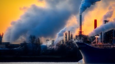 Is industrialization contributing to global warming?