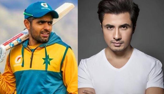 #1 ODI batsman: Ali Zafar congrats Babar Azam