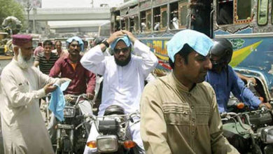 Karachi's temperature expected to touch 41°C