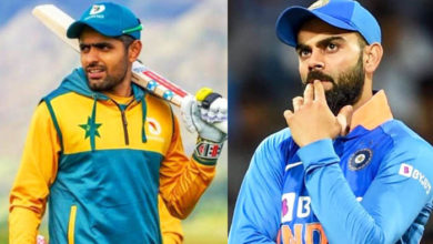 ICC rankings: Babar Azam ready to dethrone Virat Kohli