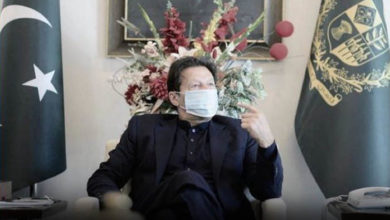 PM Khan back to work after recovering from COVID