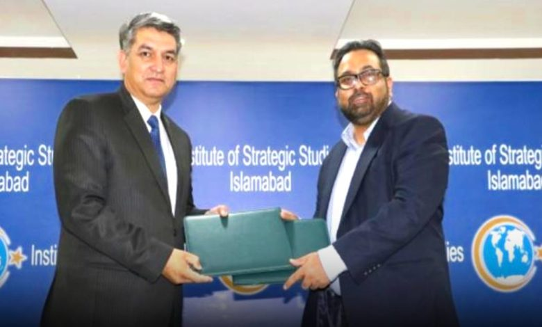 Partnership signed to increase cultural understanding between businesses and people of Pakistan and China