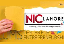 NIC LUMS seeking applications from aspiring entrepreneurs