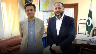 Moonis Alvi expressed gratitude to Hammad Azhar's intervention in power situation of Karachi