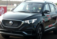 MG Motors Introduces Latest Electric Vehicle MGZS in Pakistan