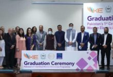 Chairman NEPRA Commends Graduation of K-Electric First Women Certified Electricians Cohort