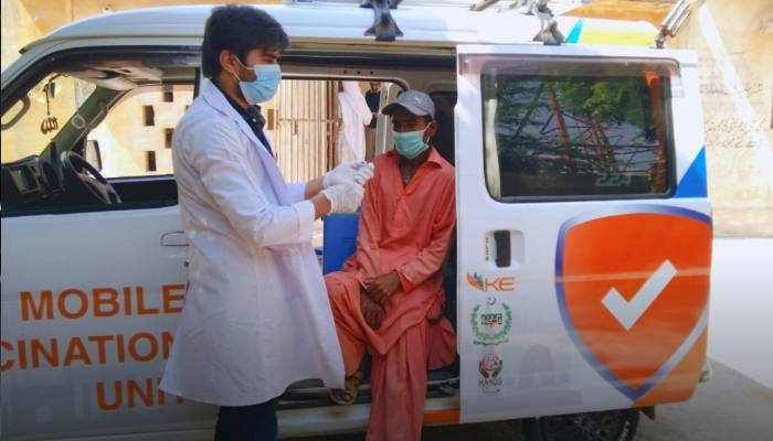 K-Electric Launches Mobile Health Vaccination Units for a COVID-Free Pakistan