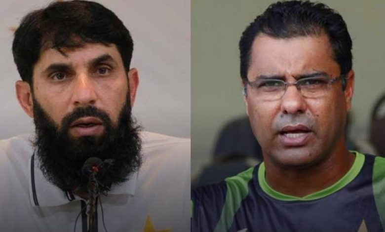 Misbah-ul-Haq and Waqar Younis resign as coaches