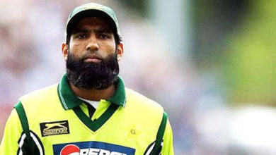 Mohammad Yousuf tests positive for COVID-19