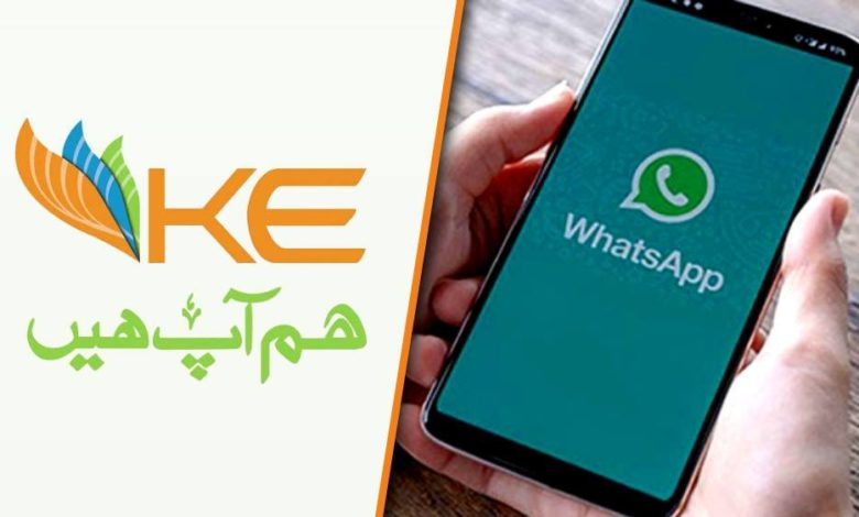 K-Electric Launches Whatsapp Service for Customer Convenience in the Power sector