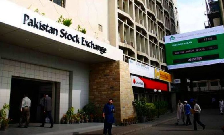 Stocks in the PSX-100 continued to fall