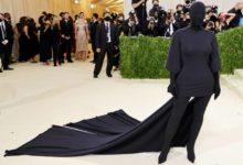 Kim Kardashian goes an extra mile with Met Gala Fashion